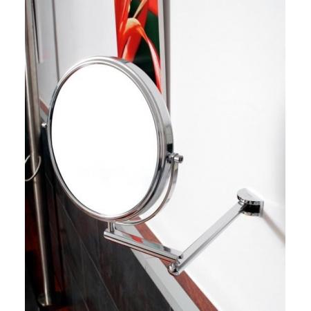 Steinberg Series 650 Lusterko kosmetyczne dwustronne, chrom 6509200