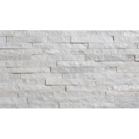Stones Kamień naturalny 40x10 cm, bianco STOKN4010BIA