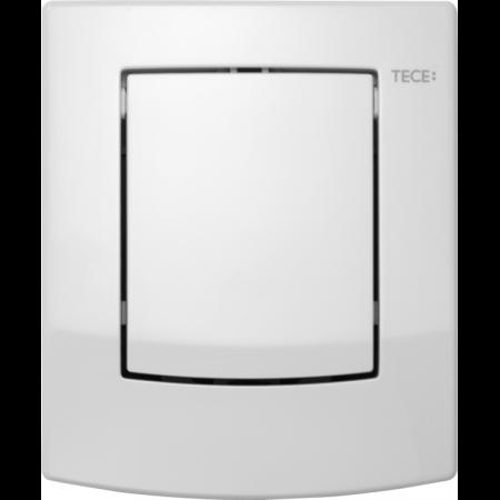 Tece Ambia Przycisk spłukujący do pisuaru z tworzywa, biały, antybakteryjny 9242140