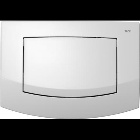 Tece Ambia Przycisk spłukujący do WC z tworzywa, biały, antybakteryjny 9240140
