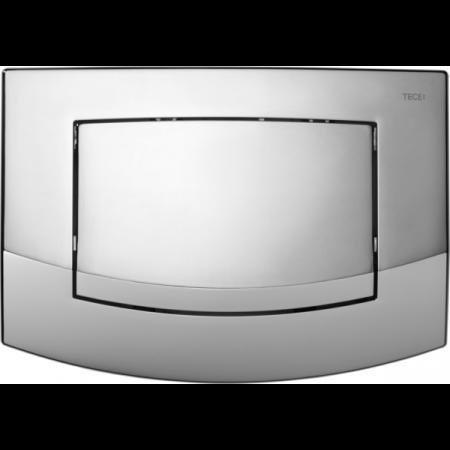 Tece Ambia Przycisk spłukujący do WC z tworzywa, chrom połysk 9240126