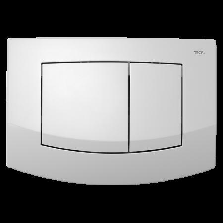 Tece Ambia Przycisk spłukujący do WC z tworzywa, biały 9240200