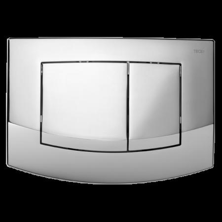 Tece Ambia Przycisk spłukujący do WC z tworzywa, chrom połysk 9240226
