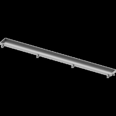 Tece Drainline Plate Ruszt do odpływu prysznicowego liniowego prosty 120 cm, do wypełnienia płytkami połysk, 601270