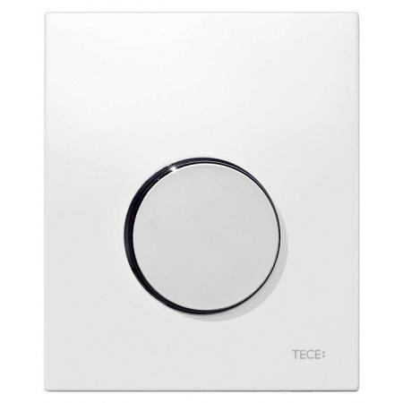 Tece Loop Przycisk spłukujący do pisuaru z tworzywa, biały, przyciski chrom połysk 9242627