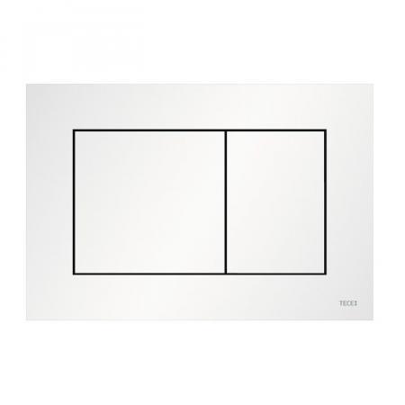 Tece Now Przycisk spłukujący WC biały mat 9240417