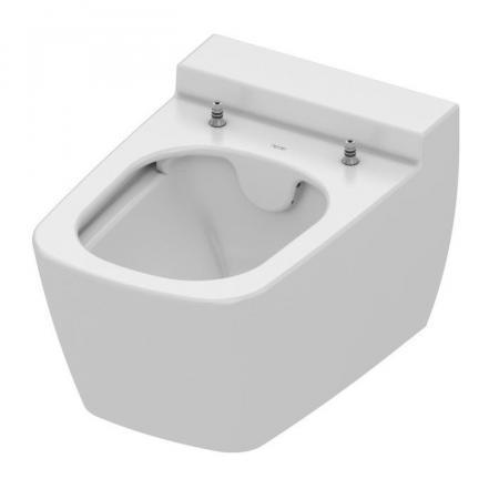 Tece One Toaleta WC 54x35,8 cm bez kołnierza biała 9700204
