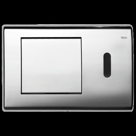 Tece Planus Przycisk spłukujący do WC metalowy, bezdotykowy, chrom połysk 9240351