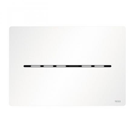 Tece Solid Przycisk spłukujący WC bezdotykowy biały mat 9240453