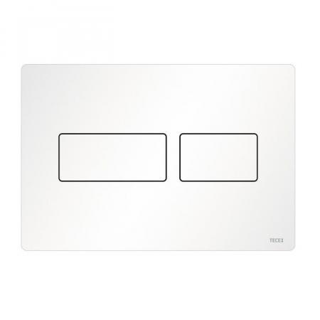 Tece Solid Przycisk spłukujący WC biały mat 9240433
