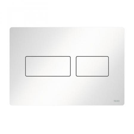 Tece Solid Przycisk spłukujący WC biały połysk 9240432