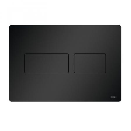 Tece Solid Przycisk spłukujący WC czarny mat 9240416