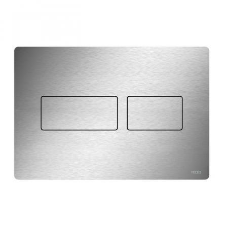 Tece Solid Przycisk spłukujący WC stal nierdzewna szczotkowana z powłoką anti-fingerprint 9240434