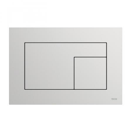 Tece Velvet Przycisk spłukujący WC Grigio Efeso/szary kamień 9240734