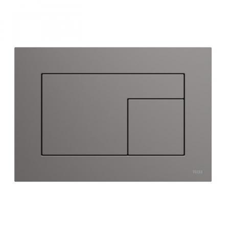 Tece Velvet Przycisk spłukujący WC Grigio Londra/antracyt 9240731
