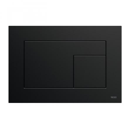 Tece Velvet Przycisk spłukujący WC Nero Ingo/czarny 9240732