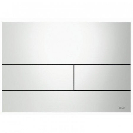 Tece Square Przycisk spłukujący do WC, biały 9.240.812