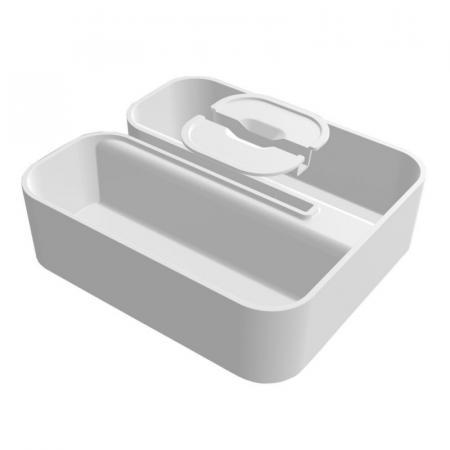 Tiger 2 Store Półka prysznicowa biały mat 1500310146