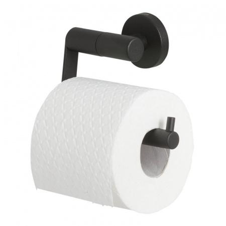 Uchwyt Na Papier Toaletowy Czarny Wieszak Na Papier