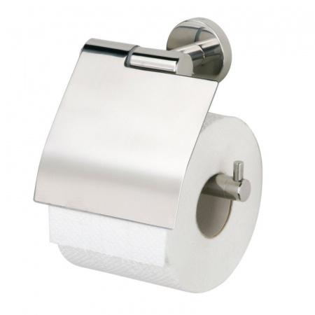 Tiger Boston Wieszak na papier toaletowy z klapką, chrom 3091.03/3091.3.03.46
