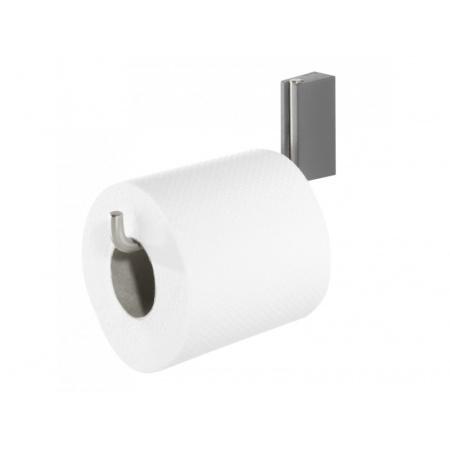 Tiger Cliqit Uchwyt na papier toaletowy 1,9x15,2x7,4 cm, szary 2854.10/2854.3.10.46