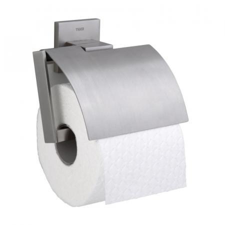 Tiger Items Uchwyt na papier toaletowy 17,1x13,2x5,2 cm, stalowy 2841.09/2841.2.09.46