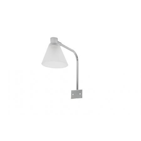 Tiger Izar Lampa LED nad lustro 9 cm chrom 906630341