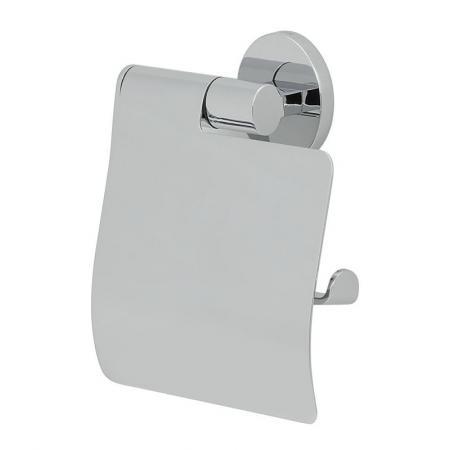 Tiger Noon Uchwyt na papier toaletowy z klapką, chrom 1321630346