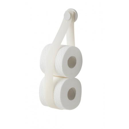 Tiger Urban Wieszak na zapasowy papier toaletowy, biały 1315430146