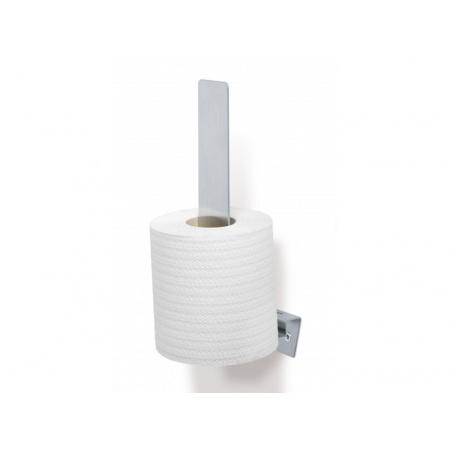 Tiger Zapp Uchwyt na papier toaletowy 3,9x7,7x23,3 cm, stalowy 13079.09/13079.3.09.46