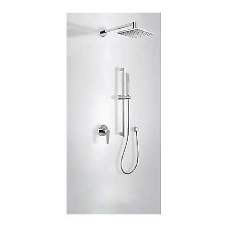Tres Class-Tres Zestaw prysznicowy podtynkowy z dźwignią, chrom 205.180.05