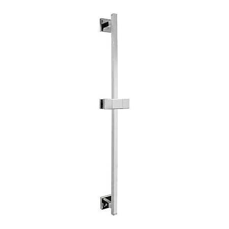 Tres Cuadro-Tres Drążek prysznicowy 84,2 cm chrom 1.07.935