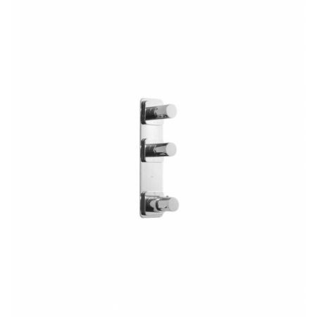 Tres Espacio Bateria wannowo-prysznicowa podtynkowa termostatyczna chrom 200.250.04