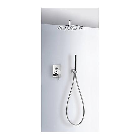 Tres Max-Tres Zestaw prysznicowy podtynkowy chrom 062.180.80