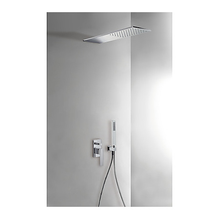 Tres Slim-Tres Zestaw prysznicowy podtynkowy z dźwignią, chrom 202.180.03