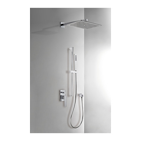Tres Slim-Tres Zestaw prysznicowy podtynkowy z dźwignią, chrom 202.180.07