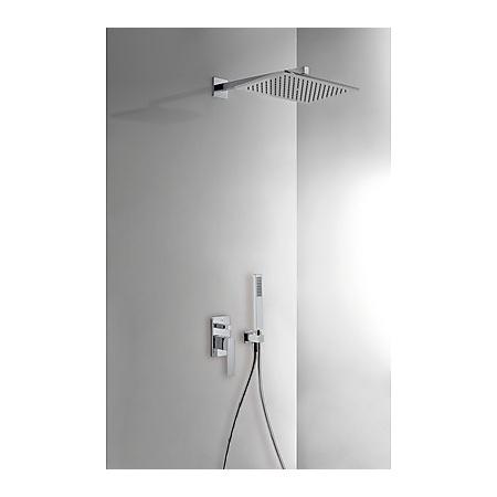 Tres Slim-Tres Zestaw prysznicowy podtynkowy z dźwignią, chrom 202.180.06