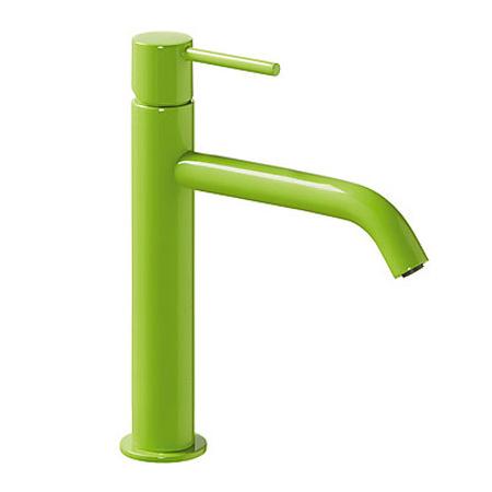 Tres Study-Colors Bateria umywalkowa zielona 262.307.01.TVE.D