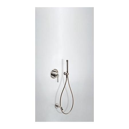 Tres Study-Colors Zestaw prysznicowy z baterią podtynkową, stalowy 262.180.03.AC