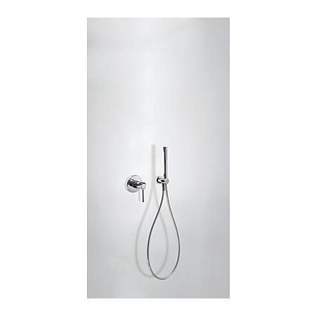 Tres Study Exclusive Zestaw prysznicowy podtynkowy z dźwignią, chrom 262.177.92