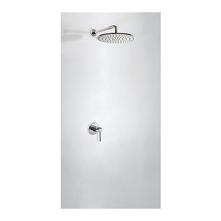 Tres Study Exclusive Zestaw prysznicowy podtynkowy z dźwignią, chrom 262.177.93