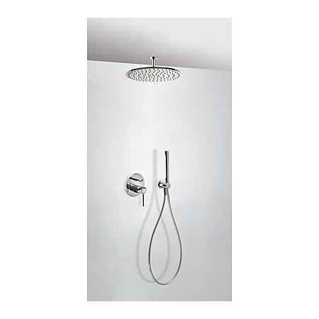 Tres Study Exclusive Zestaw prysznicowy podtynkowy z dźwignią, chrom 262.180.80