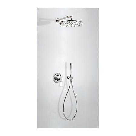 Tres Study-Tres Zestaw prysznicowy podtynkowy z dźwignią, chrom 262.980.91