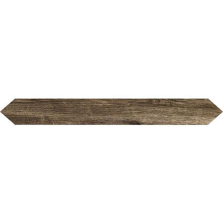 Tubądzin Abigaile wood Listwa podłogowa 52,4x7,4x1,1 cm, w kolorze drewna mat TUBLPABIWOO5247411