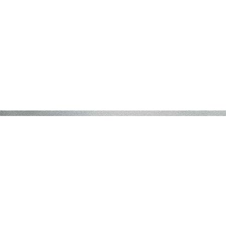 Tubądzin Ashen Steel 6 Listwa ścienna 59,8x1,5x1 cm, stalowa mat TUBLSASHSTE6598151