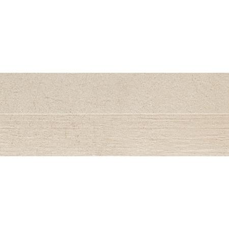 Tubądzin Balance Grey 3 STR Płytka ścienna 89,8x32,8 cm, szara TBG3STRPS90X33SZ