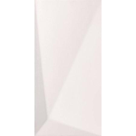 Tubądzin Berlin Tegel Płytka ścienna 29,8x14,8 cm, weiss 4 TUBBERTEGW4PS298148