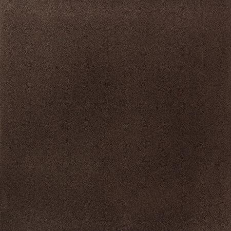 Tubądzin Colour Brown R.1 Płytka podłogowa gresowa 44,8x44,8x0,85 cm, brązowa lappato TUBPPCOLBROBROR1448448085
