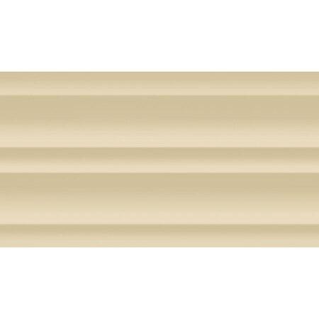 Tubądzin Colour Brown Vanila R.4 Płytka ścienna 59,3x32,7x1 cm, waniliowa połysk TUBPSCOLBROVANR45933271