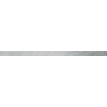 Tubądzin Elegant Natur Steel 5 Listwa ścienna 60x2,5x1 cm, stalowa mat TUBLSELENATSTE560251